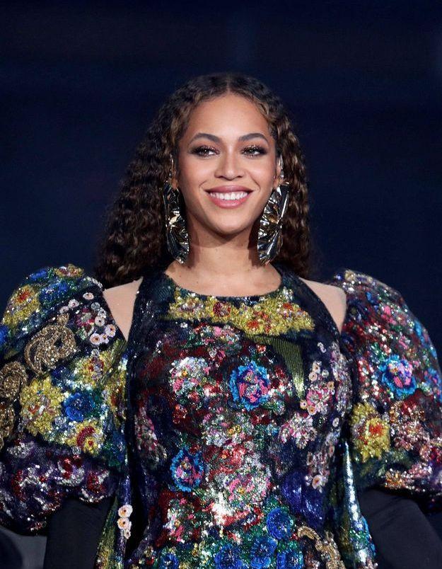 Beyoncé après
