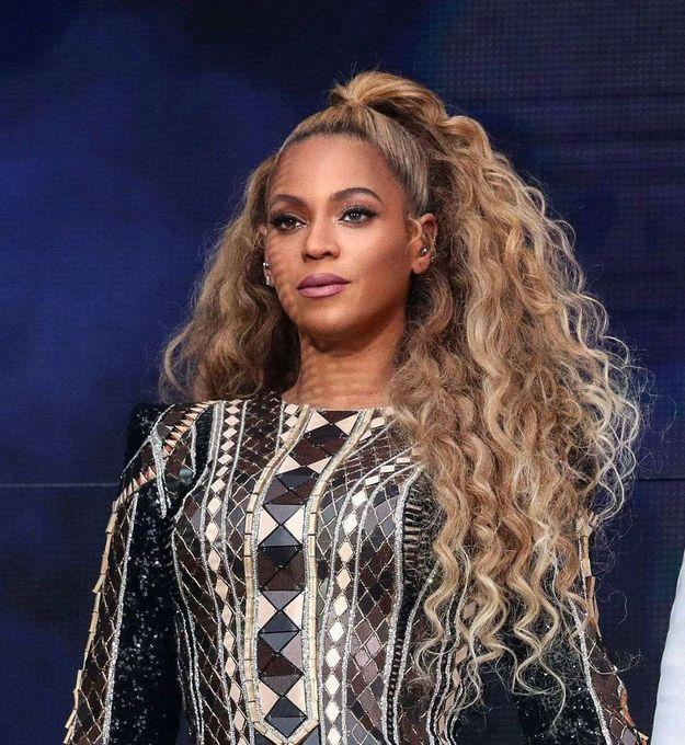 Beyoncé avant