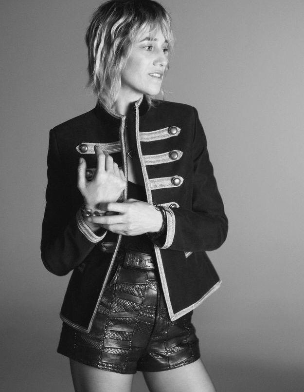 Charlotte Gainsbourg après