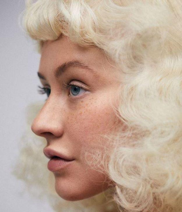 Christina Aguilera après