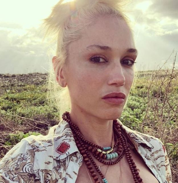 Gwen Stefani après
