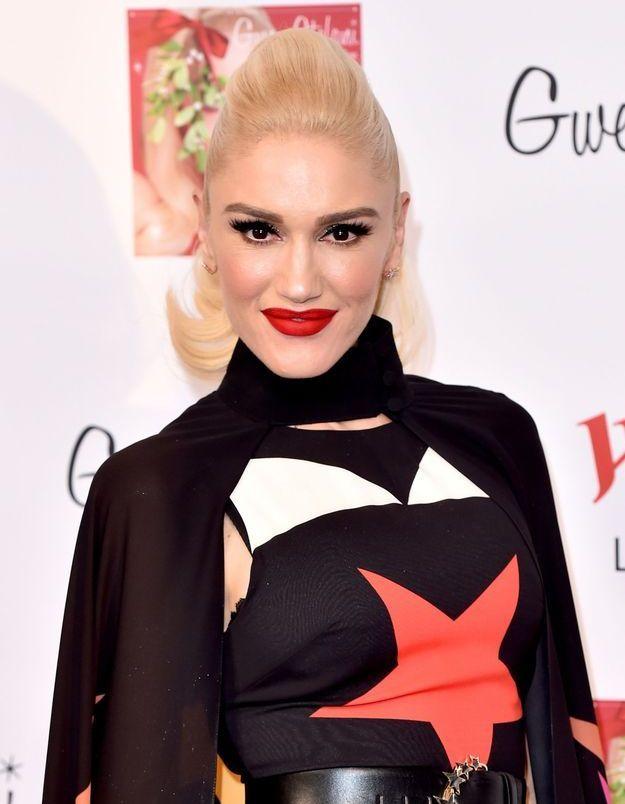 Gwen Stefani avant