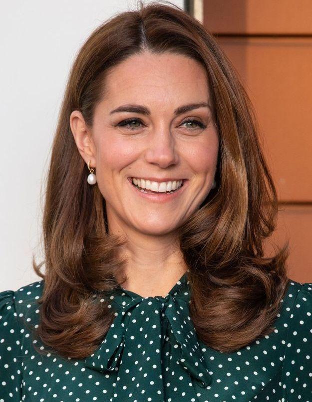 Kate Middleton après