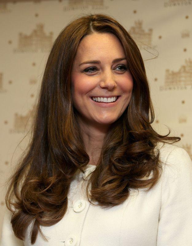 Kate Middleton avant