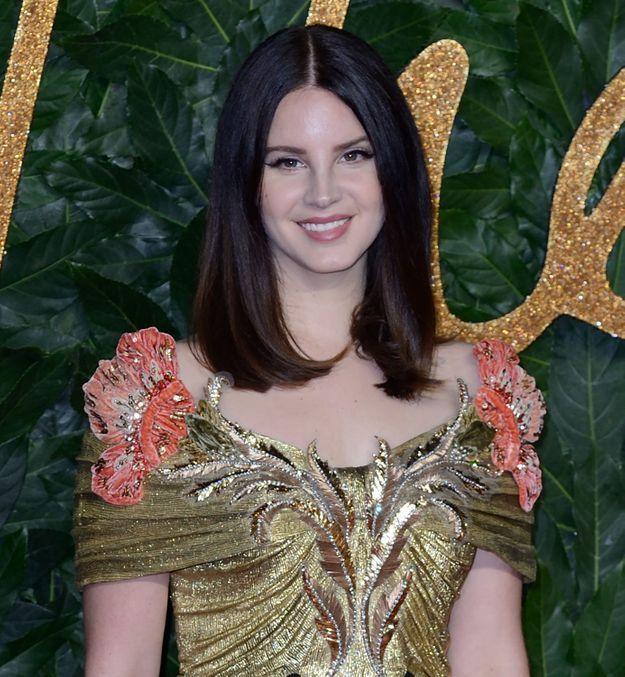Lana Del Rey avant
