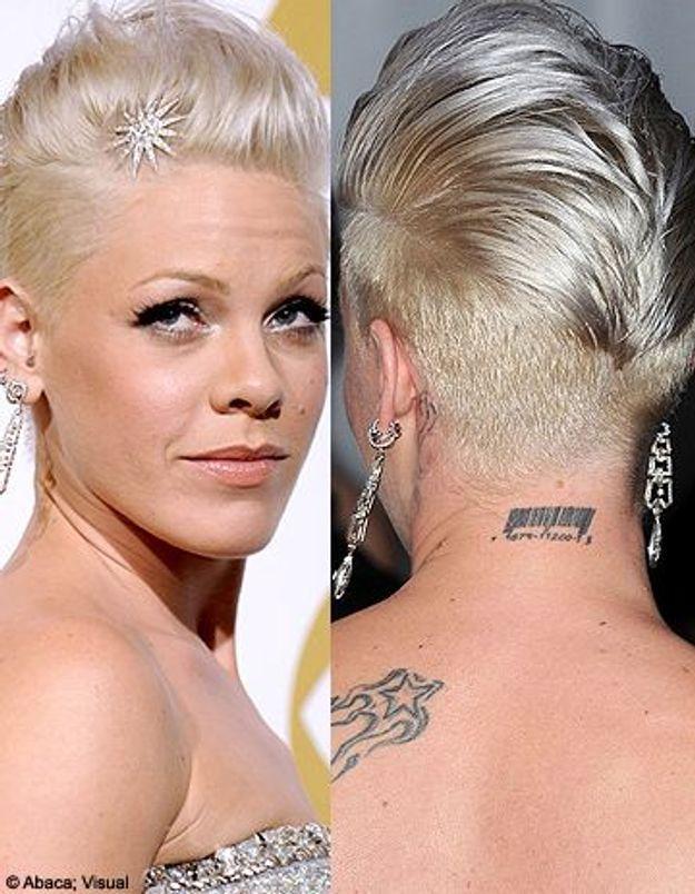 Cheveux gris  Kate Moss, Pink, elle sy mettent toutes !