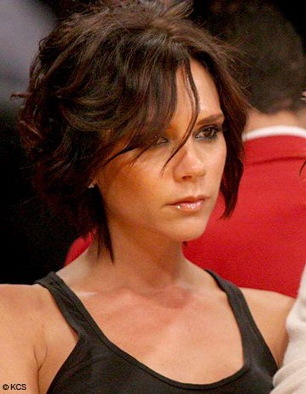 Découvrez la nouvelle coupe de cheveux de Victoria Beckham !
