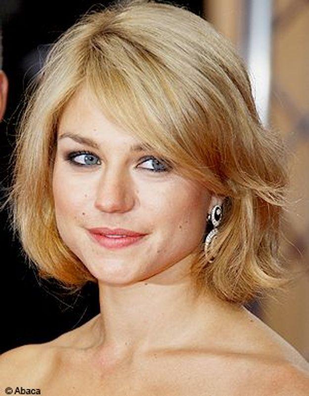 Emilie Dequenne passe au blond