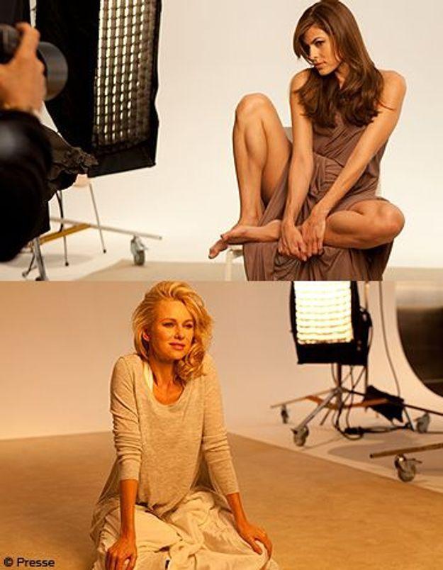 Eva Mendes et Naomi Watts, nouvelles ambassadrices pour Pantene