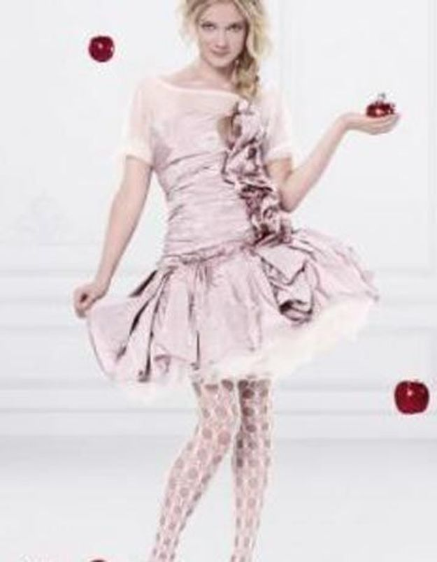 Florrie, égérie pop de Nina Ricci