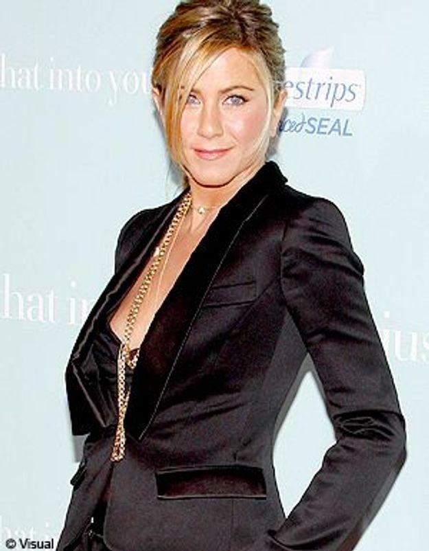 Jennifer Aniston, bientôt le parfum ?