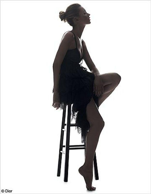 Kate Moss, nouvelle égérie chez Dior