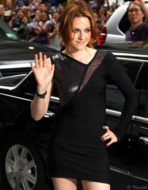 Kristen Stewart : rousse !