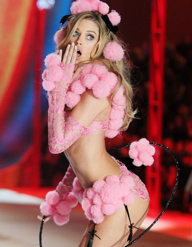 Le secret du corps divin des Anges Victoria's Secret dévoilé