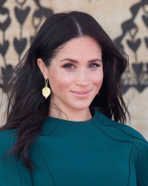 Meghan Markle sublime