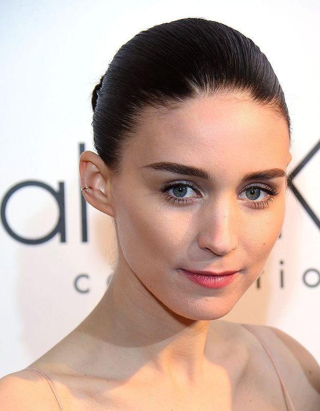Rooney Mara, nouvelle égérie Calvin Klein