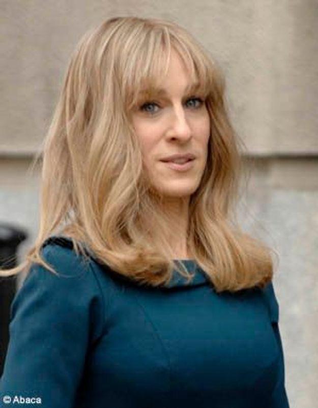 Sarah Jessica Parker est passée chez le coiffeur !