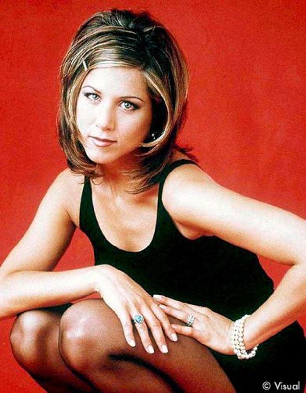 Jennifer Aniston : non, elle n'aimait pas la «coupe Rachel»