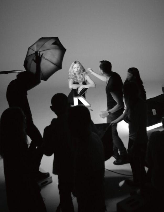 Kate Moss pour Kérastase : les premières images