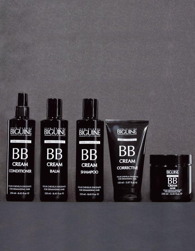 La première BB crème capillaire by Biguine