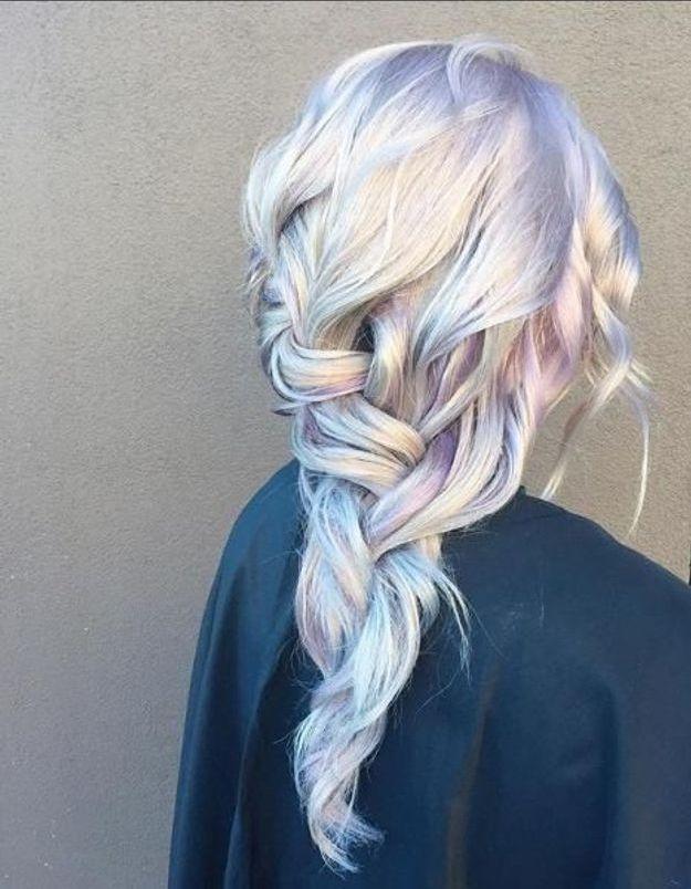 Opal Hair, la nouvelle tendance coloration qui affole instagram