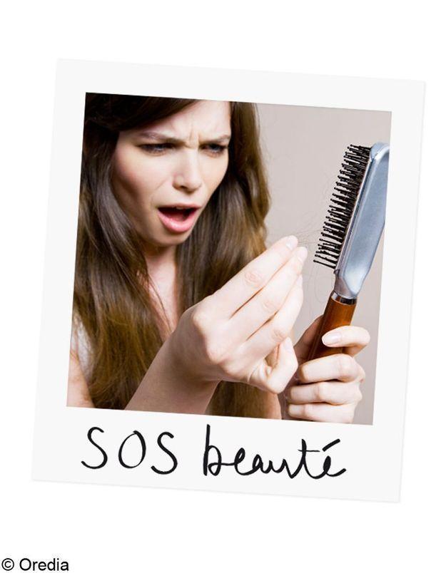 S.O.S. beauté : au secours je perds mes cheveux !