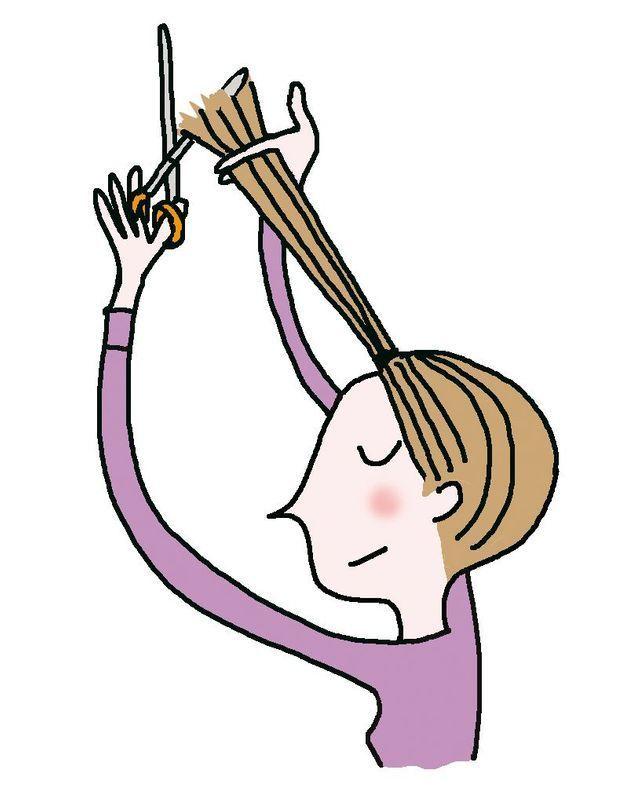 Vous vous êtes coupé les cheveux vous-même ? Montrez-nous le résultat !