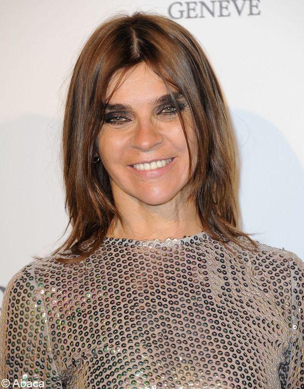 Carine Roitfeld, toujours en Vogue de créativité