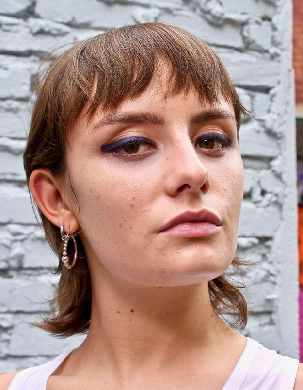 Comment reproduire le maquillage du défilé Koché printemps-été 2021 ?