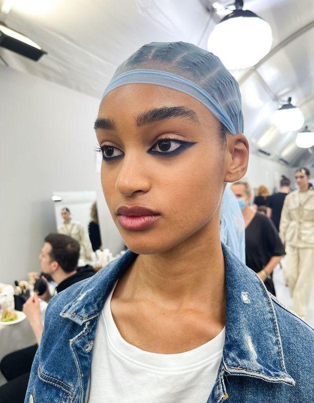 Dior : Peter Philips dévoile le secret derrière le make-up Couture Automne-Hiver 21/22