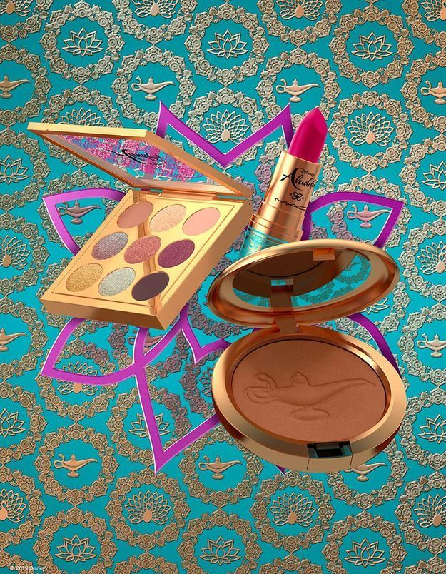#ELLEBeautyCrush : le make-up Aladdin x Mac Cosmetics
