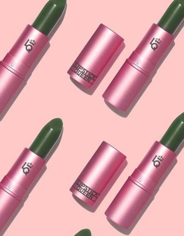 #ELLEBeautyCrush : les rouges à lèvres Lipstick Queen débarquent aux Galeries Lafayette