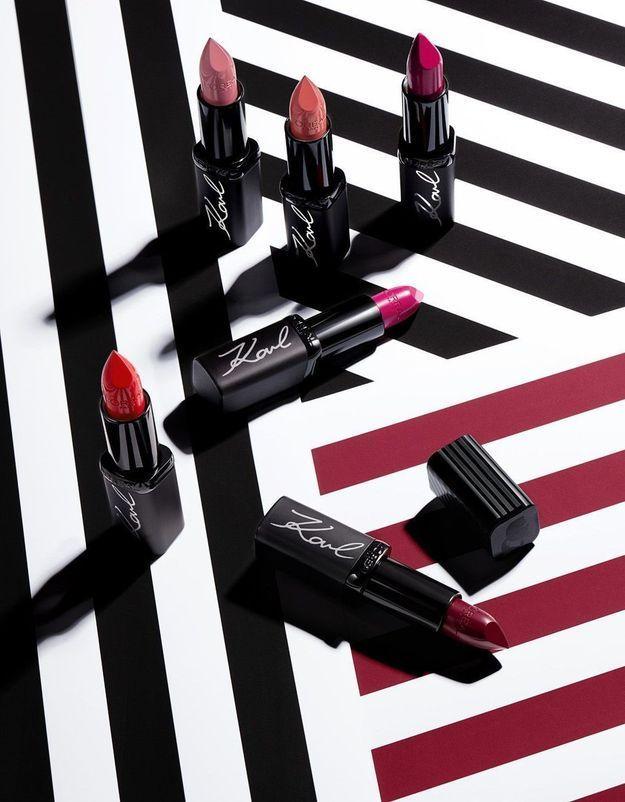 Karl Lagerfeld x L'Oréal Paris : la collab' beauté la plus attendue enfin dévoilée