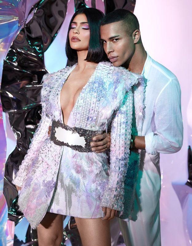Kylie Cosmetics x Balmain : découvrez leur collab' beauté surprise