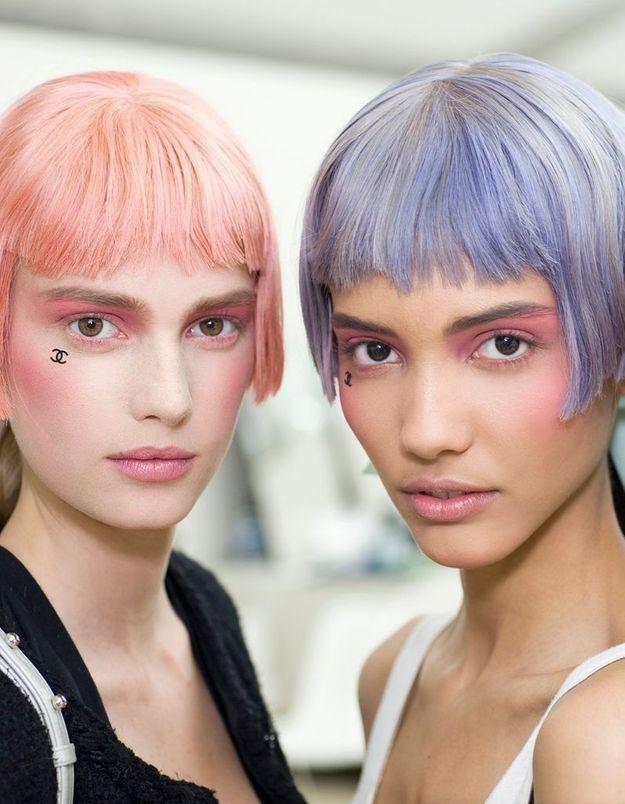 L'esprit versaillais s'insuffle dans la nouvelle gamme make up Chanel