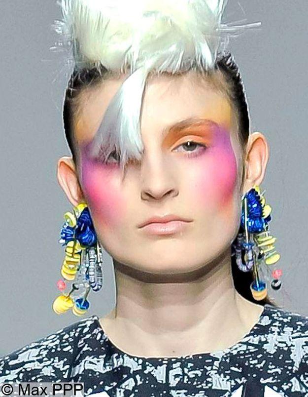 Louise Gray signe une ligne de maquillage pour Topshop