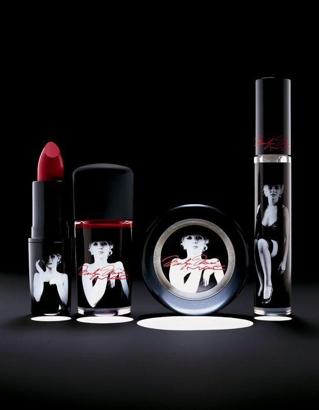 M.A.C dédie une collection make up à Marilyn Monroe