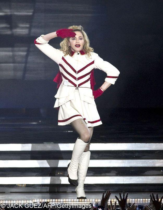 Make Up For Ever commercialise le rouge à lèvres de Madonna