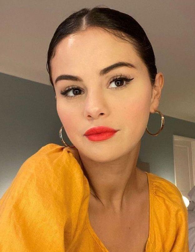Selena Gomez dévoile la date de sortie de sa marque de maquillage