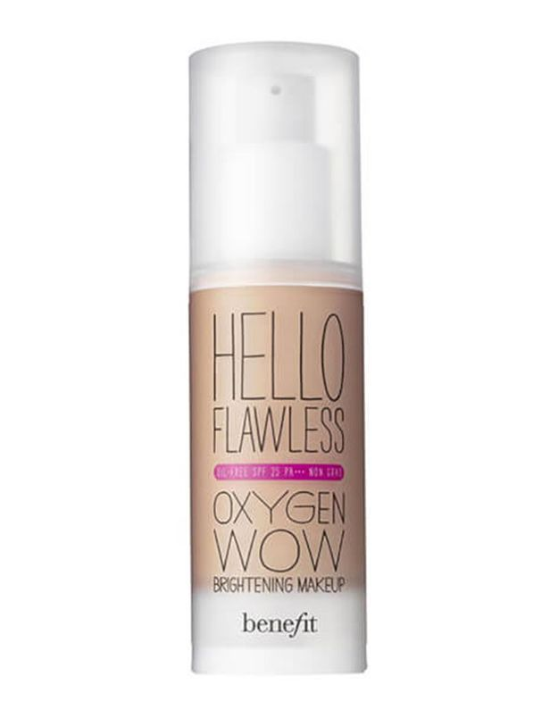 Fond de teint Hello Flawless Oxygen Wow, Benefit Cosmetics
