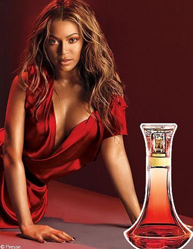 Beyoncé, un premier parfum hot