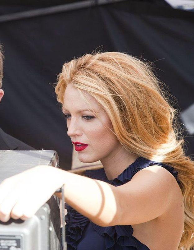 Blake Lively, le nouveau visage de Gucci parfum