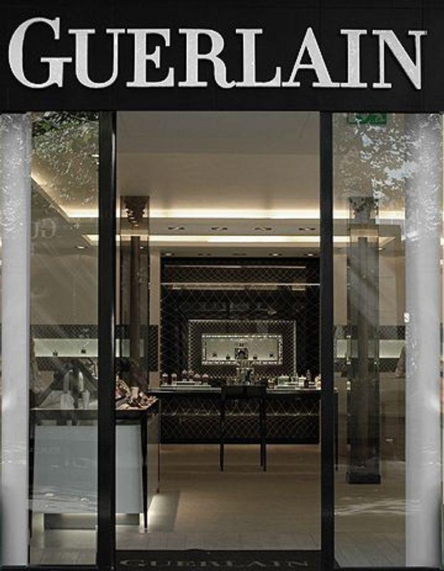 Guerlain fait sa pop up store !