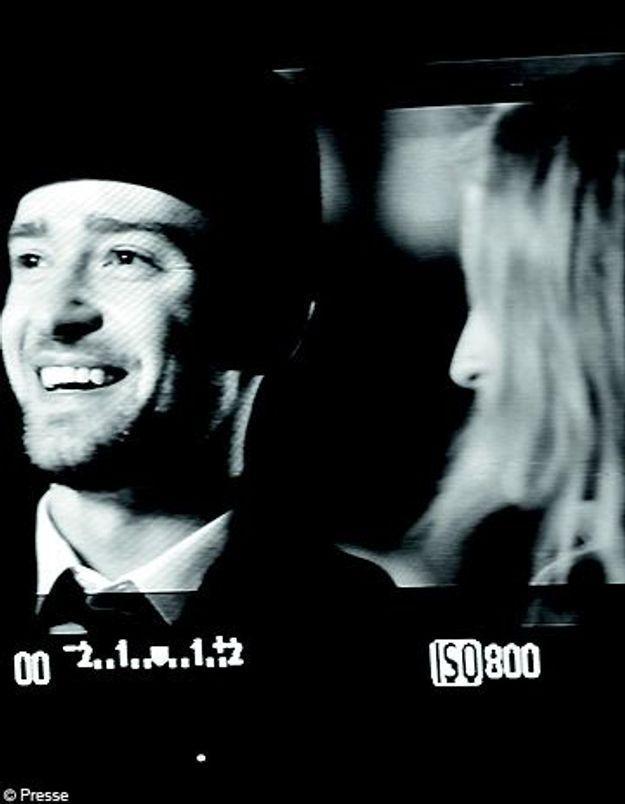 Justin Timberlake joue encore pour Givenchy