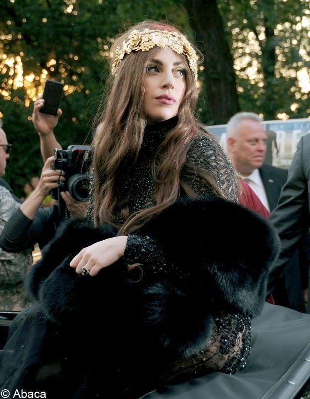 Lady Gaga, stupéfiante pour le lancement de « Fame »