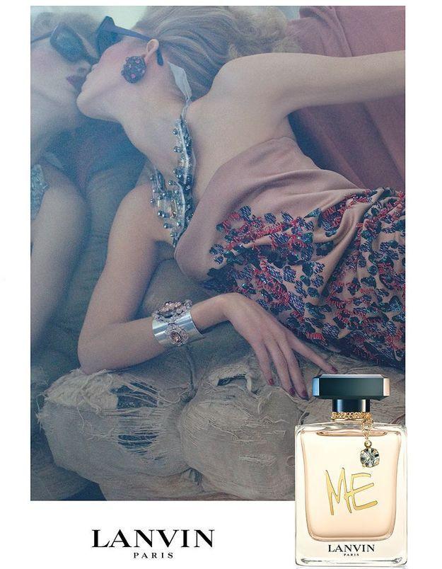 Lanvin sort son nouveau parfum, Me