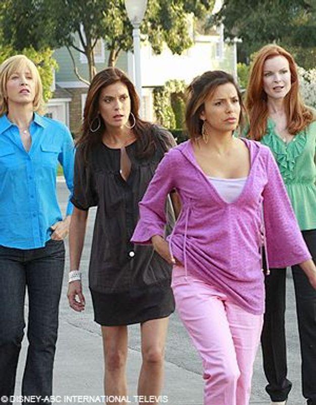 Les « Desperate Housewives » ont du nez !