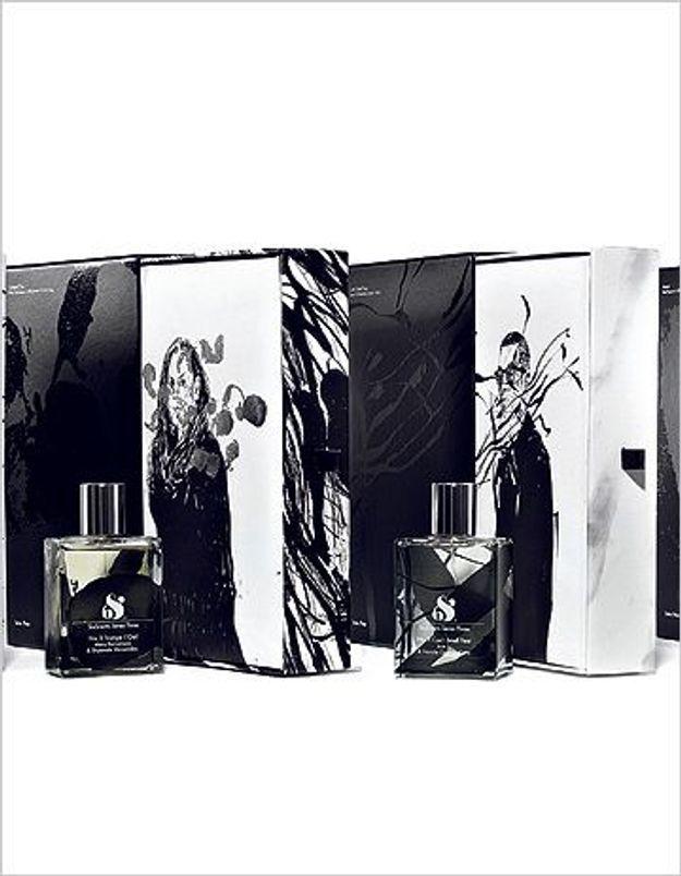 Parfums : une collection de créateurs