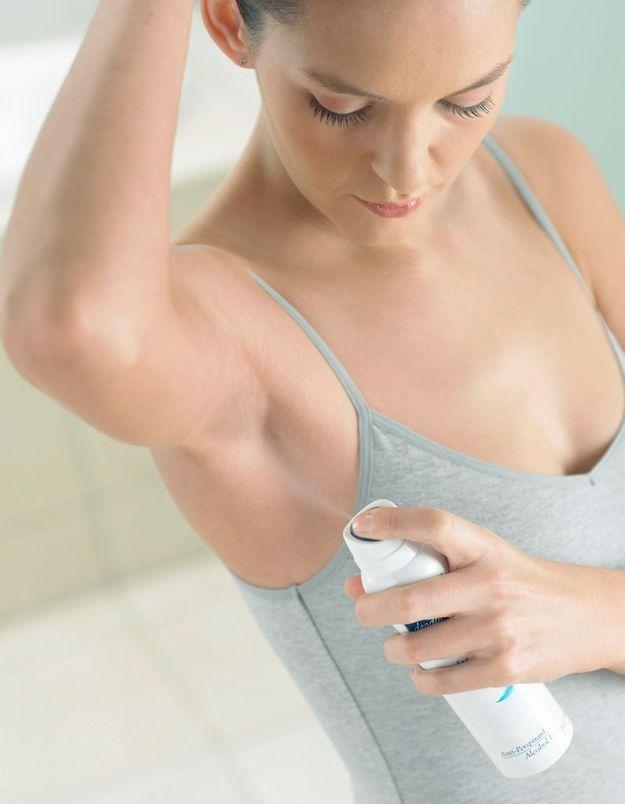 Avez-vous vraiment besoin de déodorant ?