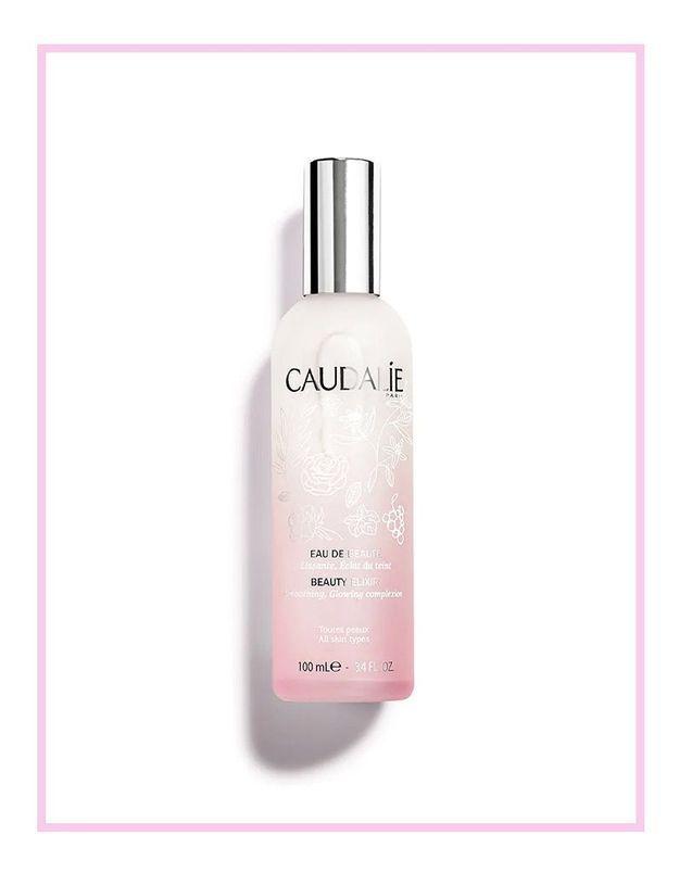 #ELLEBeautyCrush : la nouvelle eau de beauté de Caudalie